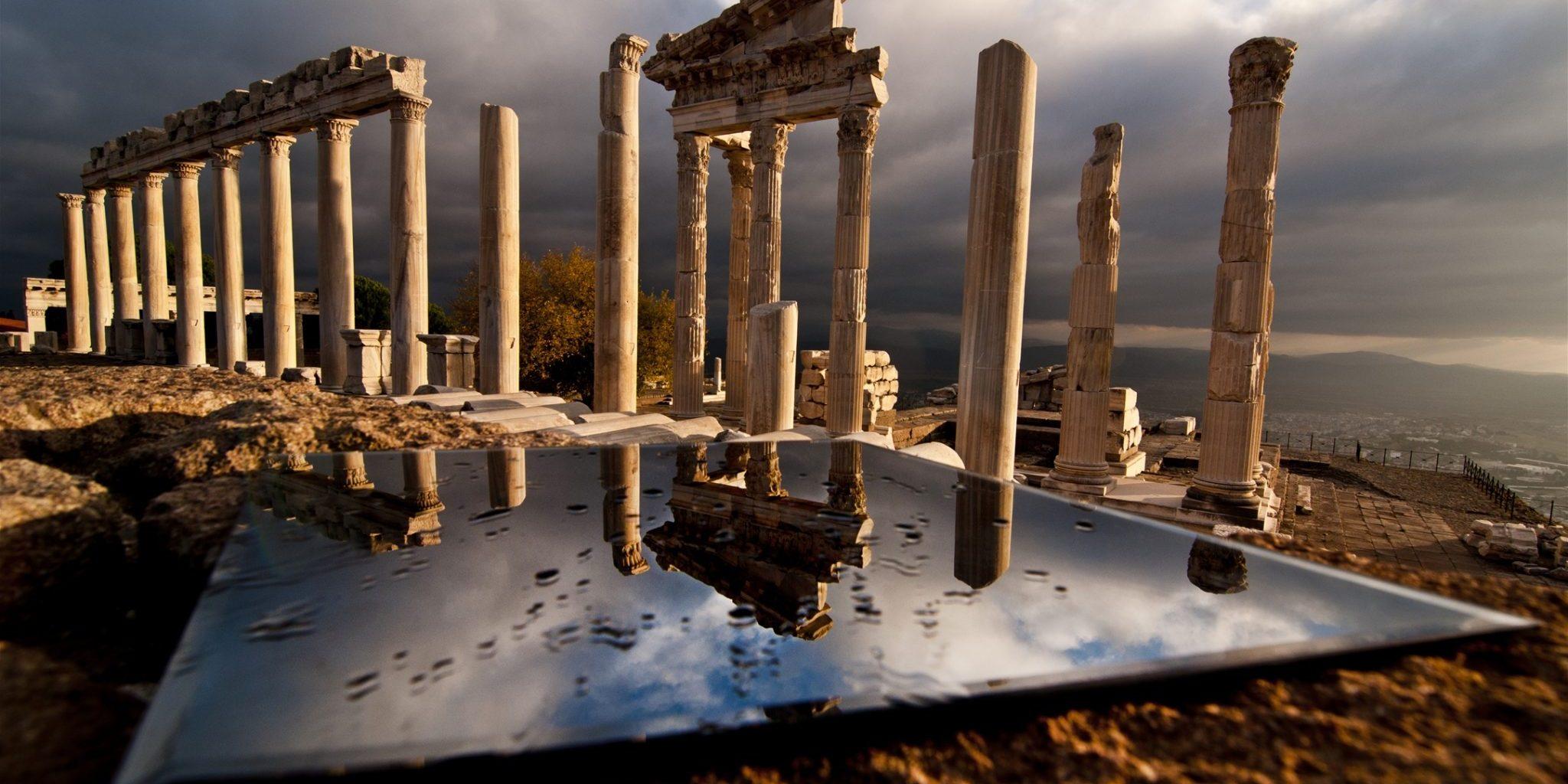 Slikovni rezultat za Pergamon and its Multi-Layered Cultural Landscape